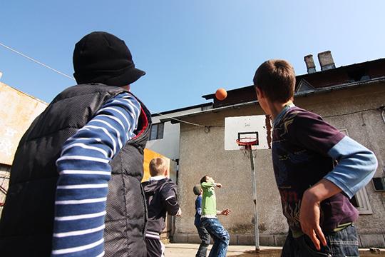 Basketball by Nicu Buculei