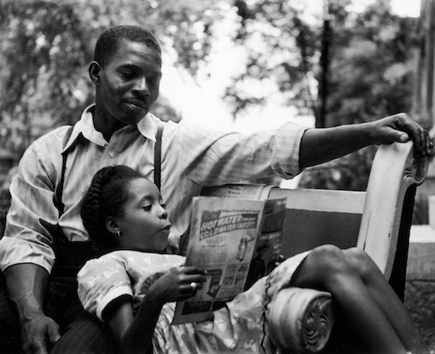 Gordon Parks, Untitled, St. Louis, Missouri. Photo courtesy of the Museum of Fine Arts, Boston.