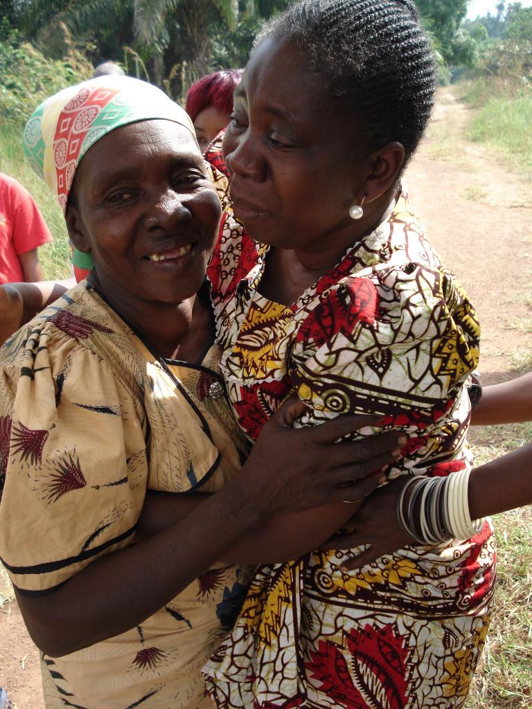 Mama Koko & Francisca Reunite.