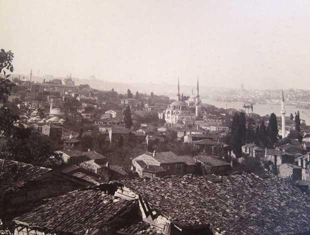 Scutari-Rooftops